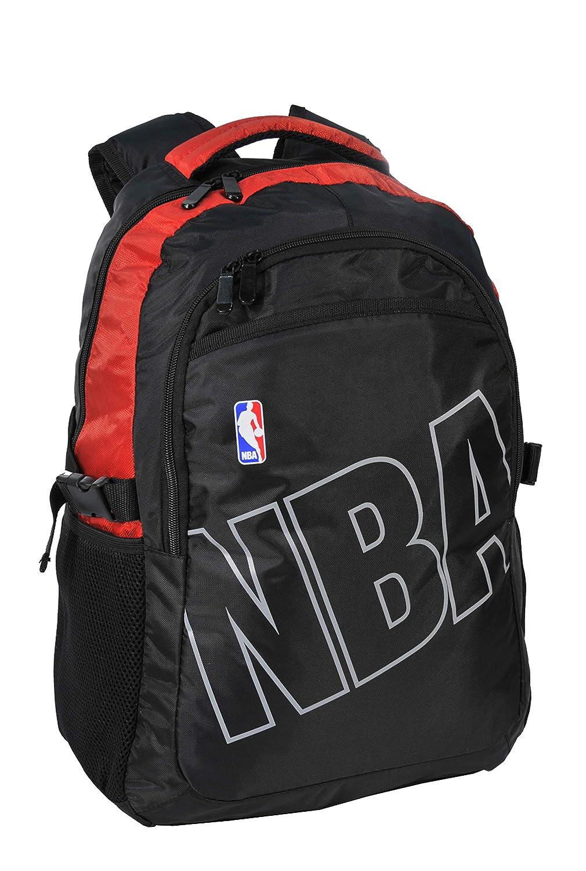 NBA Baloncesto Mochila Escolar Mochila 45 x 32 x 16 cm de NBA 051r Producto con Licencia: Amazon.es: Equipaje