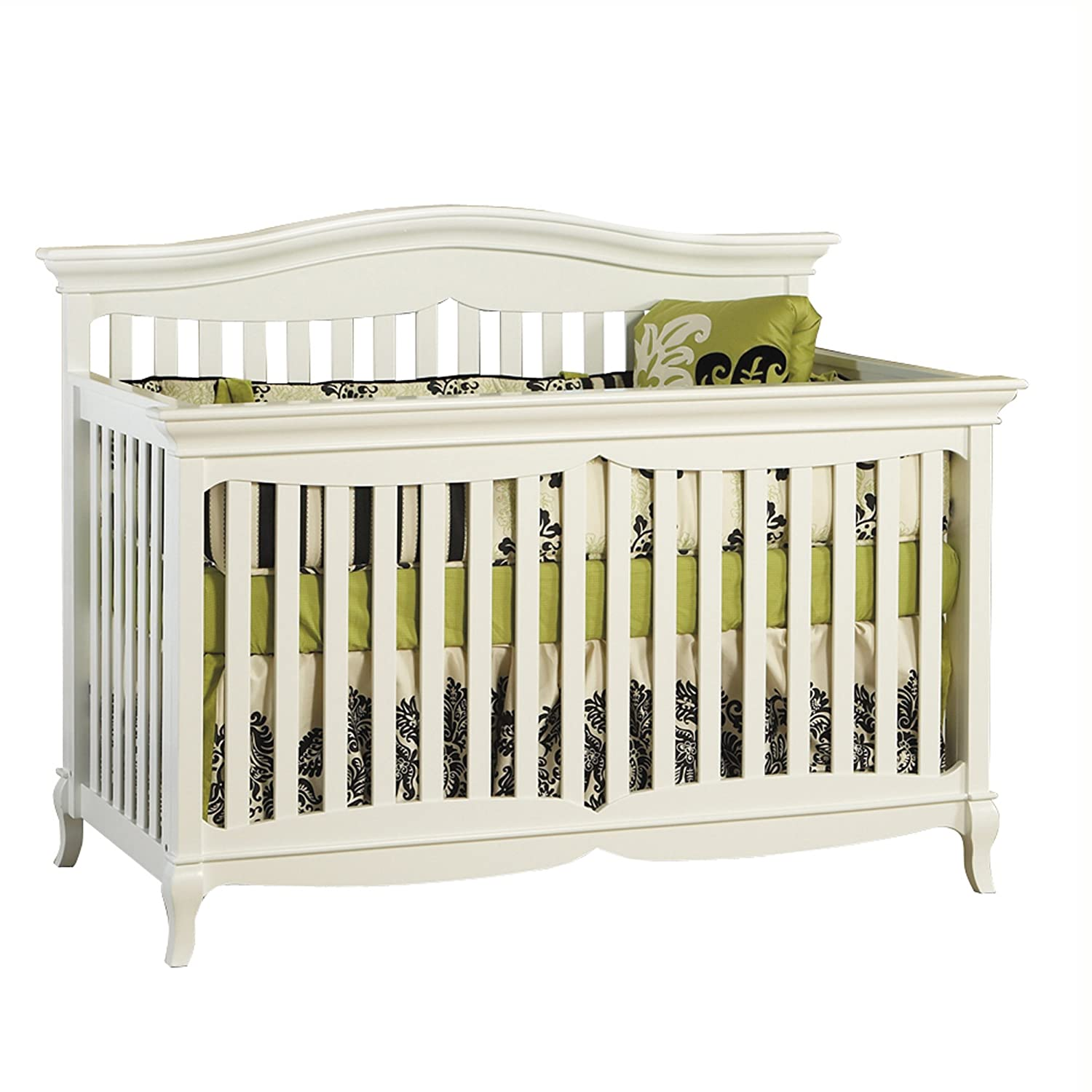 Pali crib for sale used - Amazon Com Pali Mantova 4 In 1 Convertible Forever Crib In White Baby