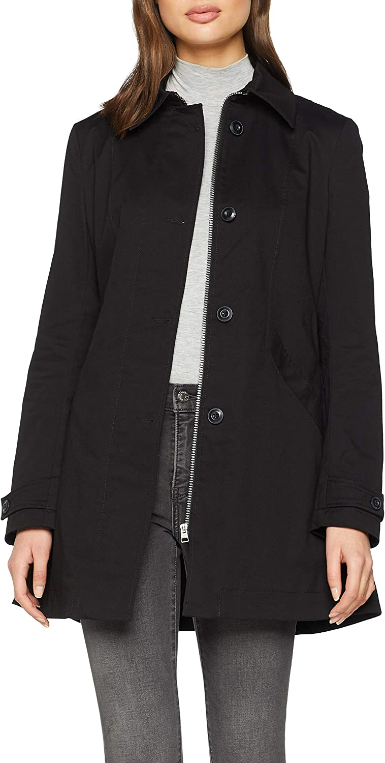 G-STAR RAW Minor Slim Trench Wmn Abrigo para Mujer