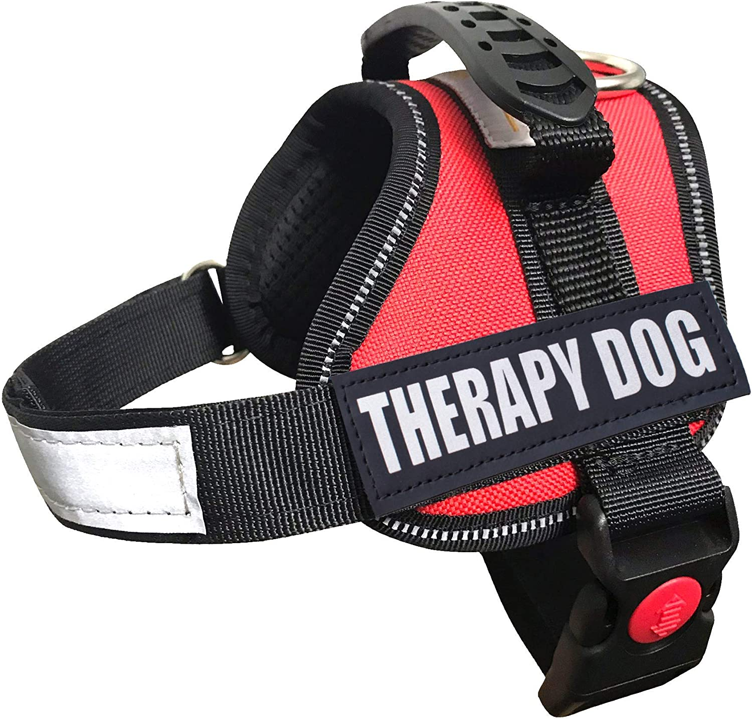ALBCORP Reflective Therapy Dog Vest