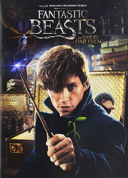 Fantastic Beasts And Whereto Find Them (Dvd) by Amazon