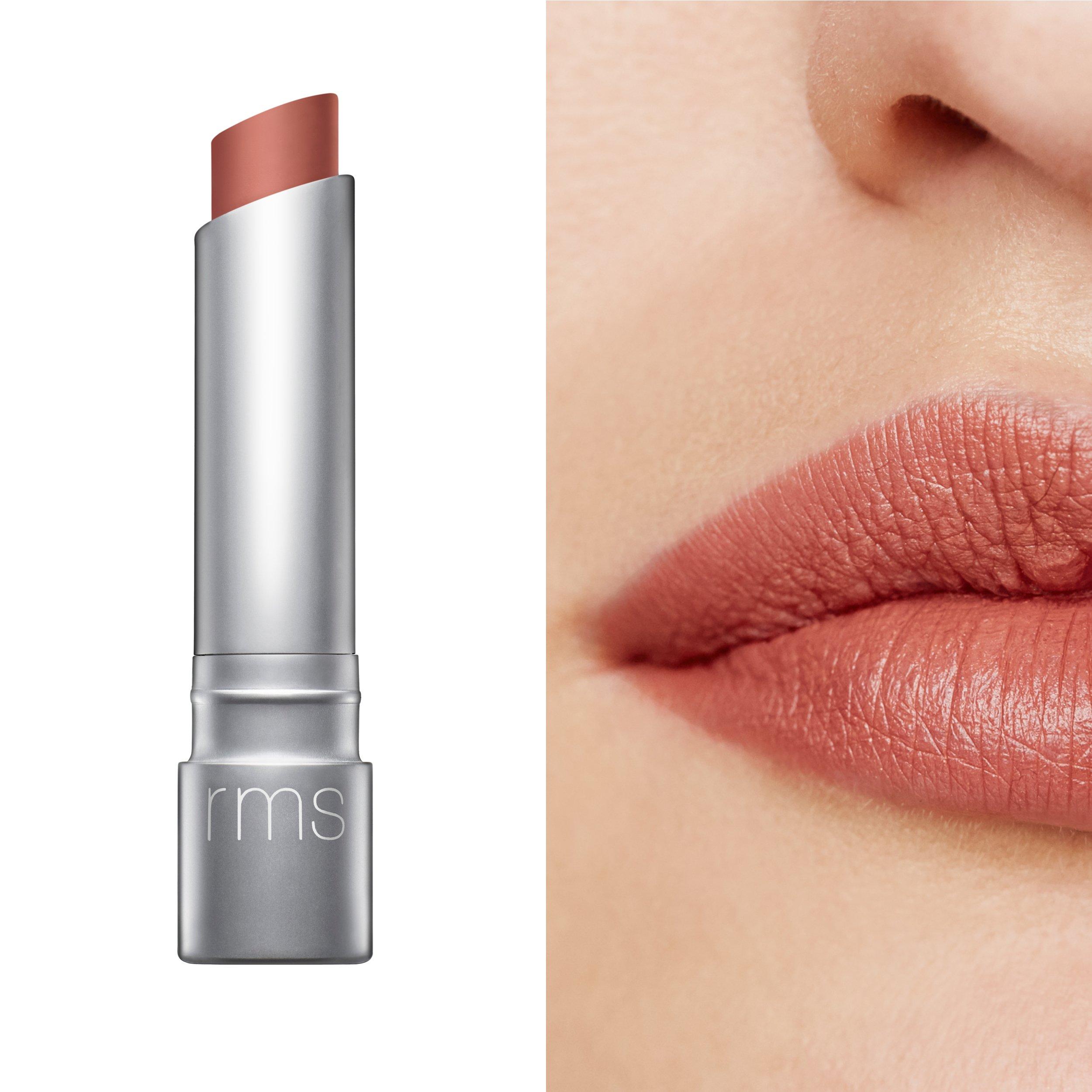 RMS Beauty Wild With Desire Lipstick (Brain Teaser)