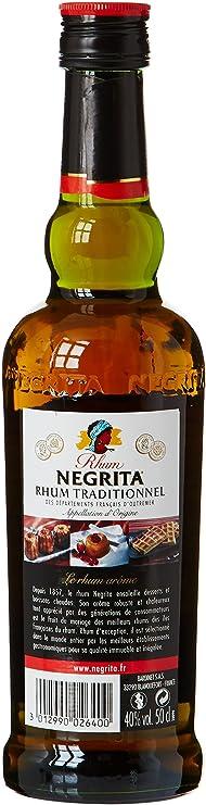 Rum Negrita 40 ° 50 cl - 50 cl