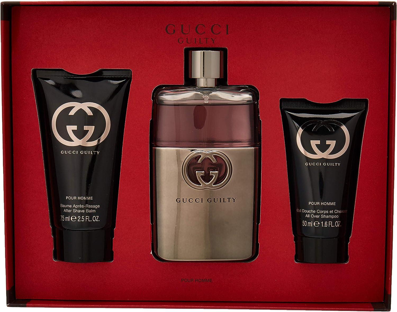 Set de Regalo: Guilty by Gucci para Hombre