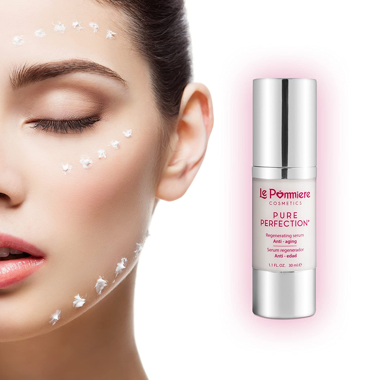 Mejor Serum Facial Hidratante Ácido Hialurónico antiedad Crema Gel anti arrugas para