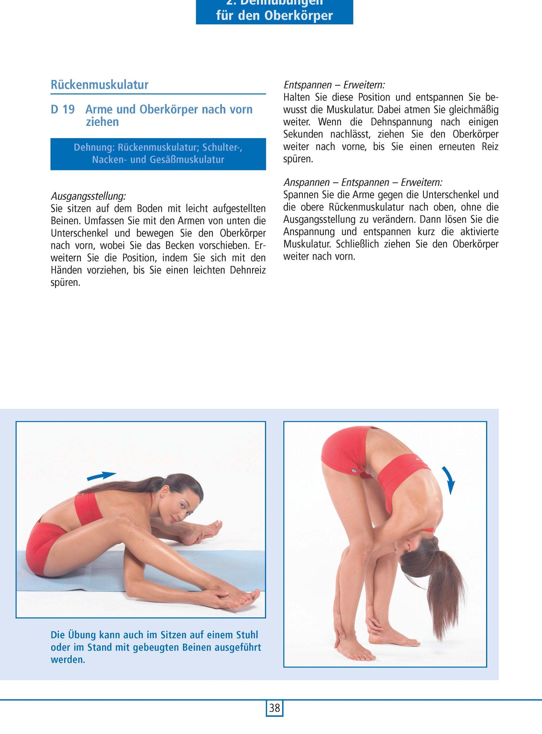 Erfreut Schulter Rückenmuskulatur Fotos - Menschliche Anatomie ...