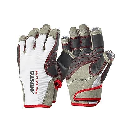 Musto Performance Handschuhe Bootsport Schwarz