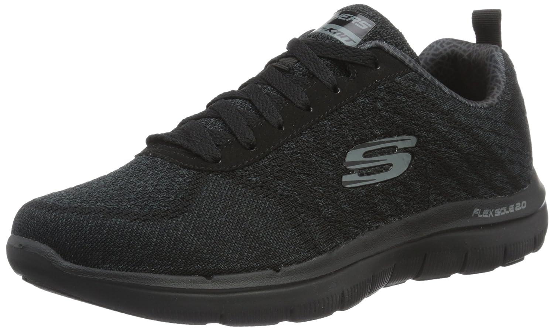 Skechers Sport Men's Flex Advantage 2.0 Sneaker B01G44D96M 6.5 D(M) US Black
