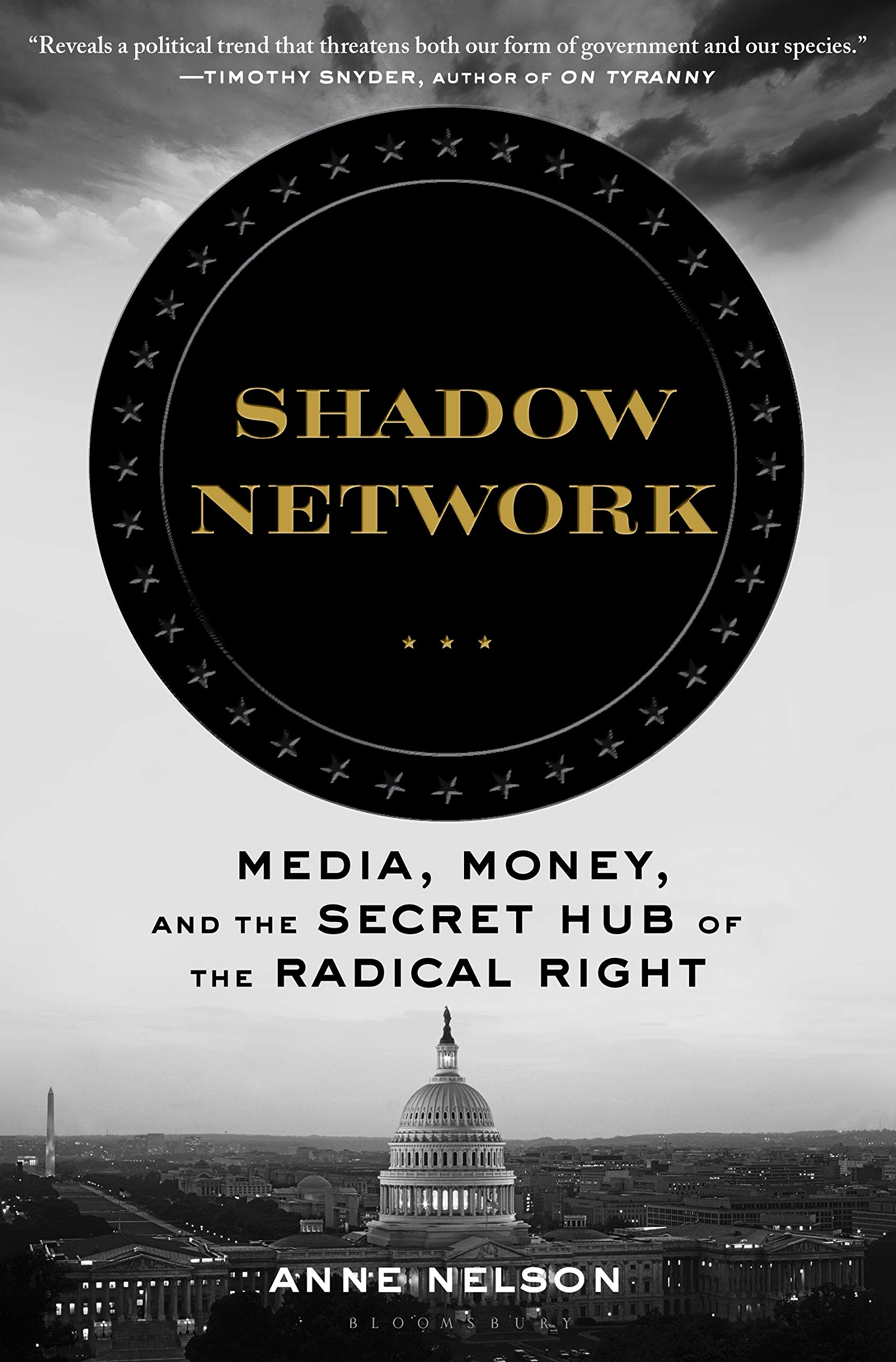 Shadow Network: Media, Money, and the Secret Hub of the ...