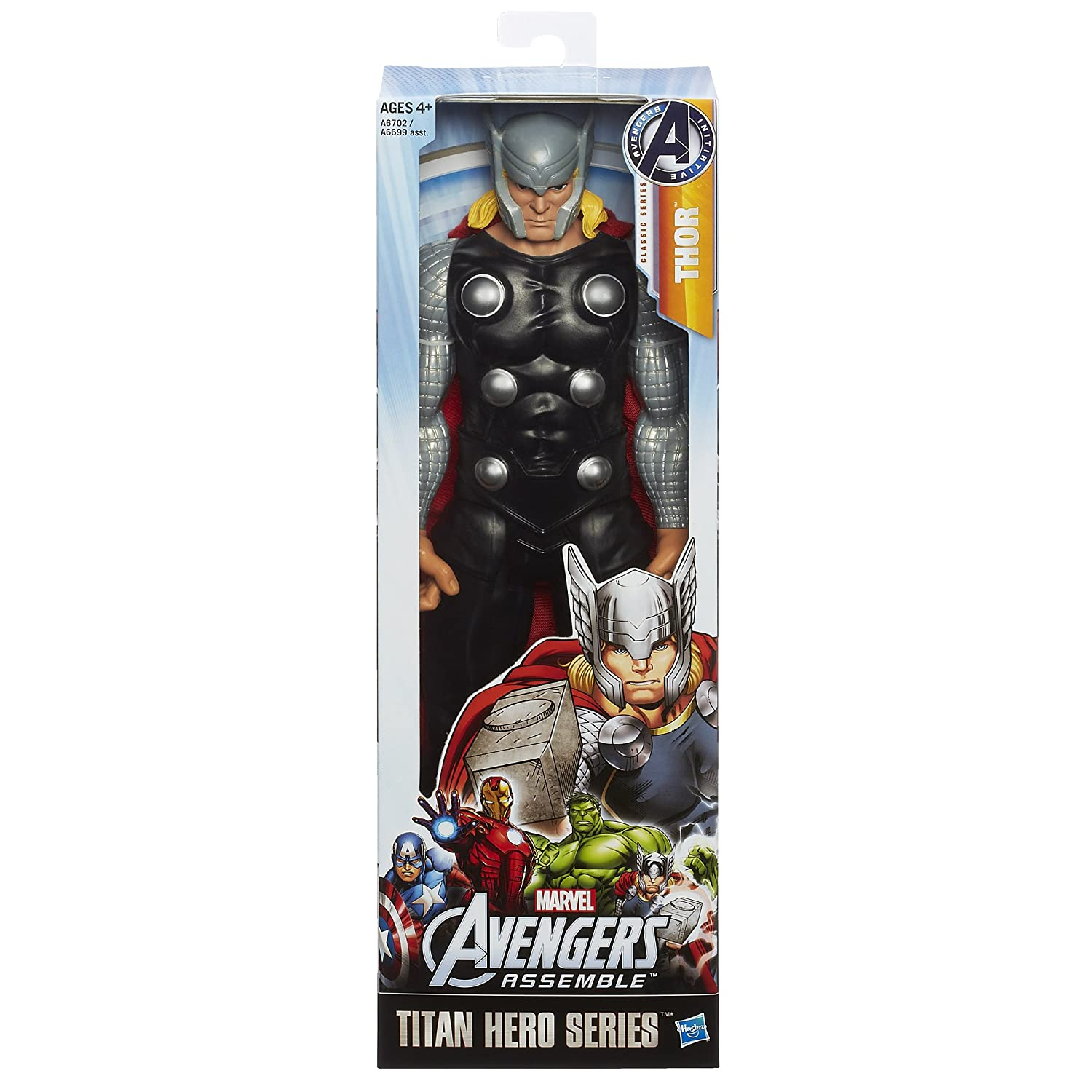 Avengers Titan Hero Thor 12 Action Figure