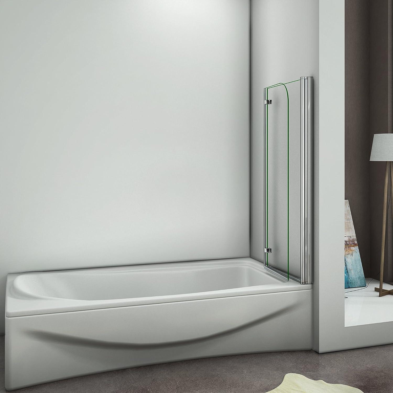 Aica Italy - Caja de ducha desbordamiento de pared de bañera móvil ...