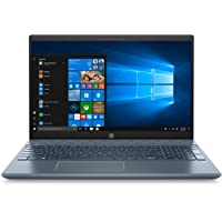 "HP Pavilion Laptop HD, Pantalla 15"", Procesador AMD Ryzen 5 3500U(2a), 12GB RAM, 1TB+128GB SSD, Azul (15-cw1004la)"