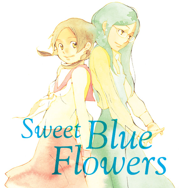 Sweet Blue Flowers  (Issues) (4 Book Series)
