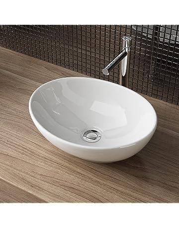 Amazon De Waschbecken Badinstallation Baumarkt Waschschalen