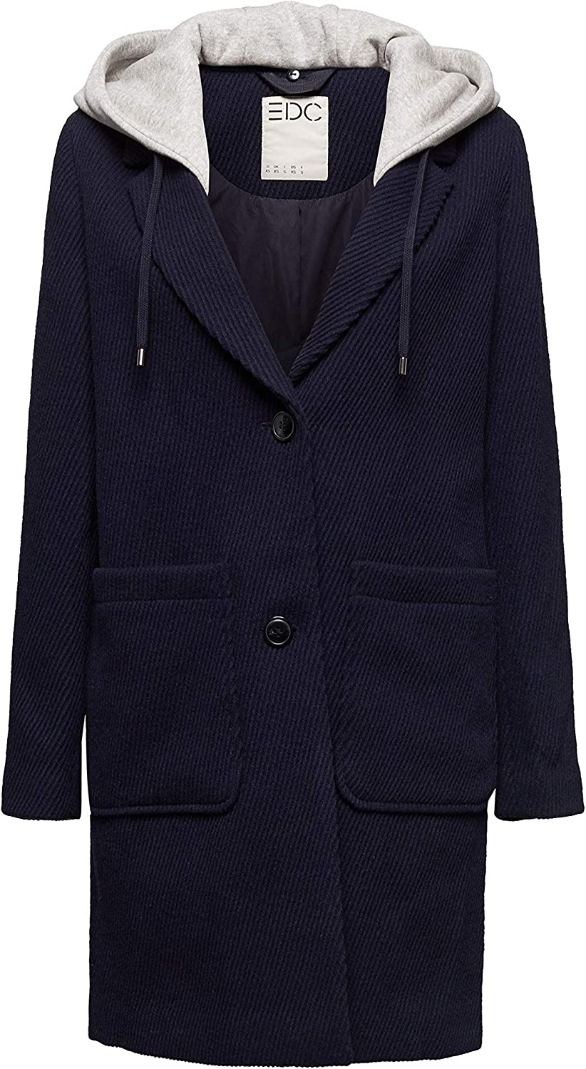 edc by Esprit Giacca Donna 400/Navy