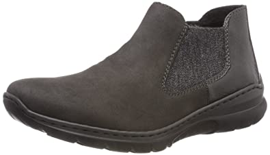 9c206a51b2ca Rieker Damen L32h0 Chelsea Boots  Amazon.de  Schuhe   Handtaschen