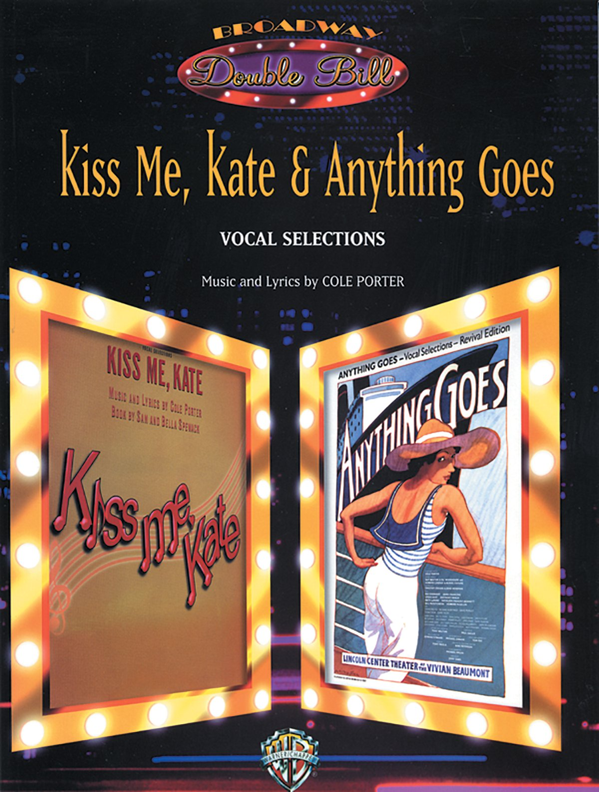 Download Kiss Me, Kate & Anything Goes (Broadway Double Bill): Piano/Vocal/Chords (Double Bill Series) PDF