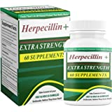 Herpecillin Plus Take Action Against HSV1 Cold Sores, Fever Blisters, HSV2 Genital Herpes Outbreaks, Shingles Herpes Zoster O