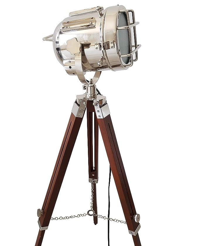 Amazon.com: Vintage Royal Marítimo Searchlight Acabado ...