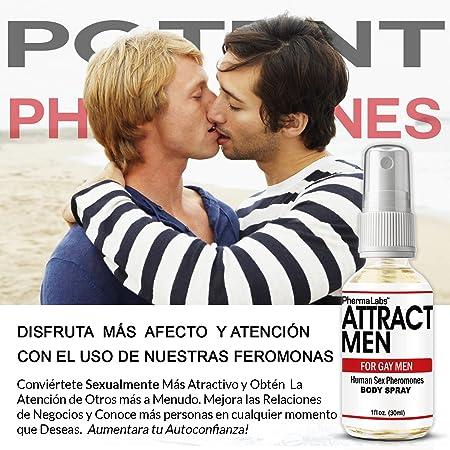 Amazon.com : Gay Feromonas Body Spray para Hombres- 1 oz - Atraer Hombres instantáneamente- Mayor Concentración De Feromonas Posible- Aumenta El libido- y ...