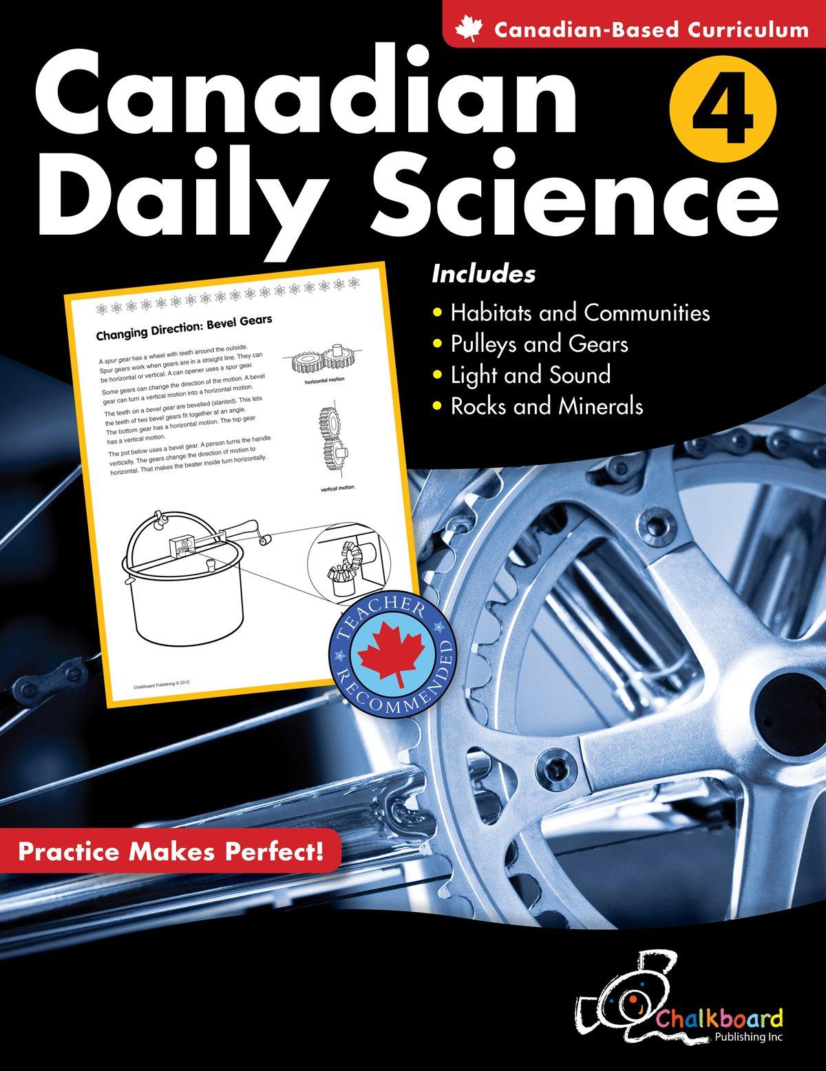Canadian Daily Science Grade 5: Janis Barr, David MacDonald ...