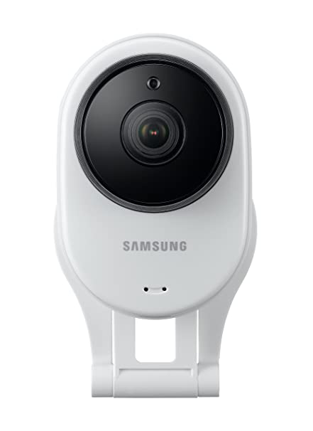 Samsung 200WIFICAM6411 Vigilabebés con Wi-Fi, 9 W, Color Blanco, up to
