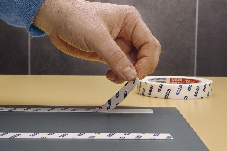 tesa doppelseitiges Montageband Powerbond SPIEGEL, 5m x 19mm: Amazon ...
