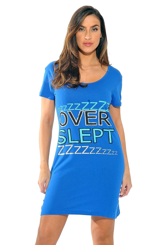 Just Love Sleep Dress for Women Sleeping Dorm Shirt