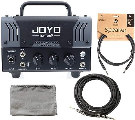 Joyo bantamp Zombie moderno Hi ganancia 20 W Amplificador de ...