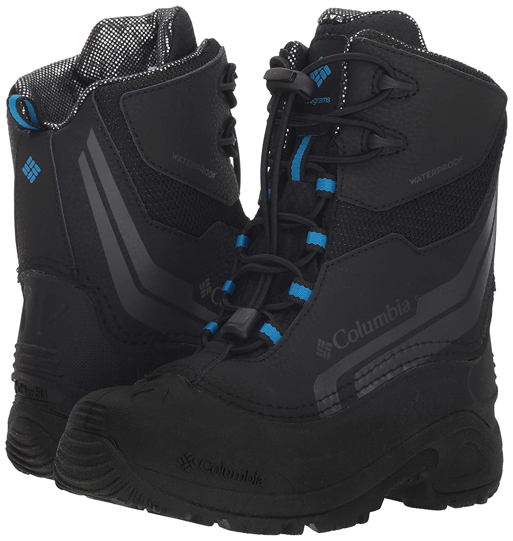 Columbia Boys' Bugaboot Plus IV Omni-Heat Waterproof Winter Boot