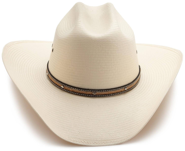 Resistol Men s Beaumont Hat - Off-white -  Amazon.co.uk  Clothing 5db698314828