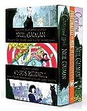 Neil Gaiman & Chris Riddell Box Set: The Graveyard Book / Coraline / Fortunately, the Milk