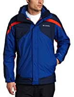 Columbia Men's Big Eager Air Interchange Jacket