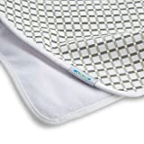 Enovoe Organic Burp Cloths for Boys and Girls