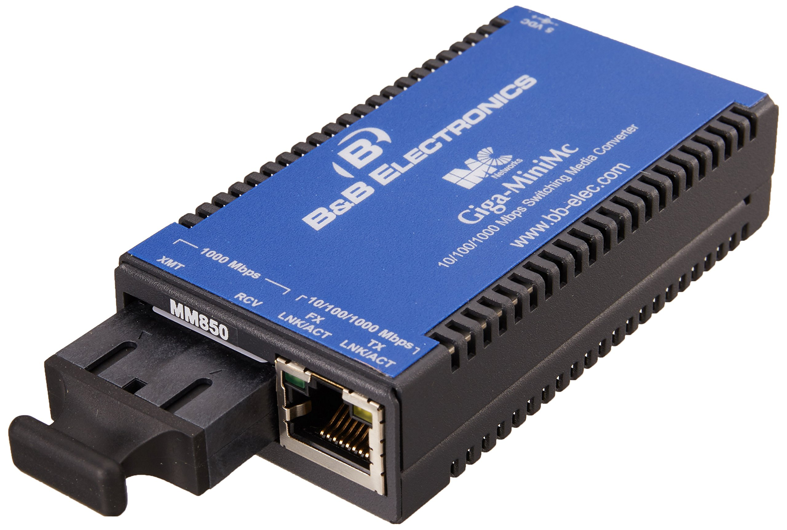 Rohs Giga-minimc TX/SXMM850-SC 300 M - 7.5 Db by IMC Networks