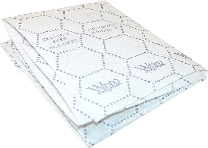 Whirlpool 480181700643 - Filtro de papel para campana extractora de humos (2 unidades): Amazon.es: Grandes electrodomésticos