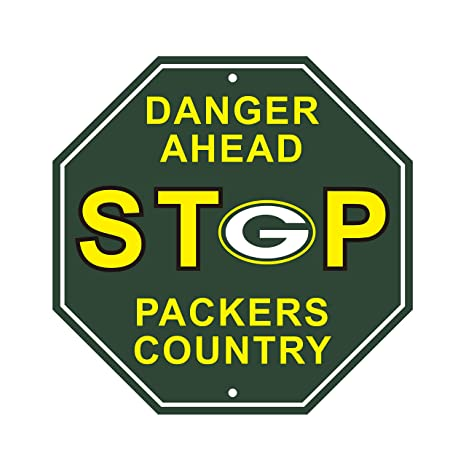 cheap for discount 777b4 3901b MT-Sport Store NFL Stop Sign,12