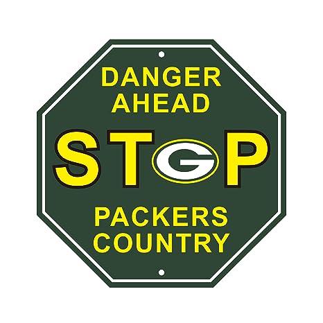 cheap for discount 94891 5d4d2 MT-Sport Store NFL Stop Sign,12