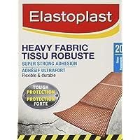 Elastoplast  - Heavy Fabric Plasters (20)