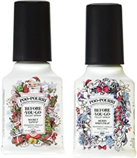 product image for Poo-Pourri Before-You-Go Holiday Duo Gift Set, 2oz