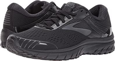 15f517877e8 Image Unavailable. Image not available for. Color  Brooks Women s  Adrenaline GTS 18 Black Black 9 ...