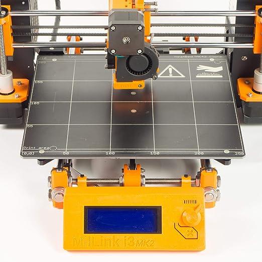 MilLink i3 Mk2s DIY kit Desktop impresora 3D: Amazon.es: Industria ...
