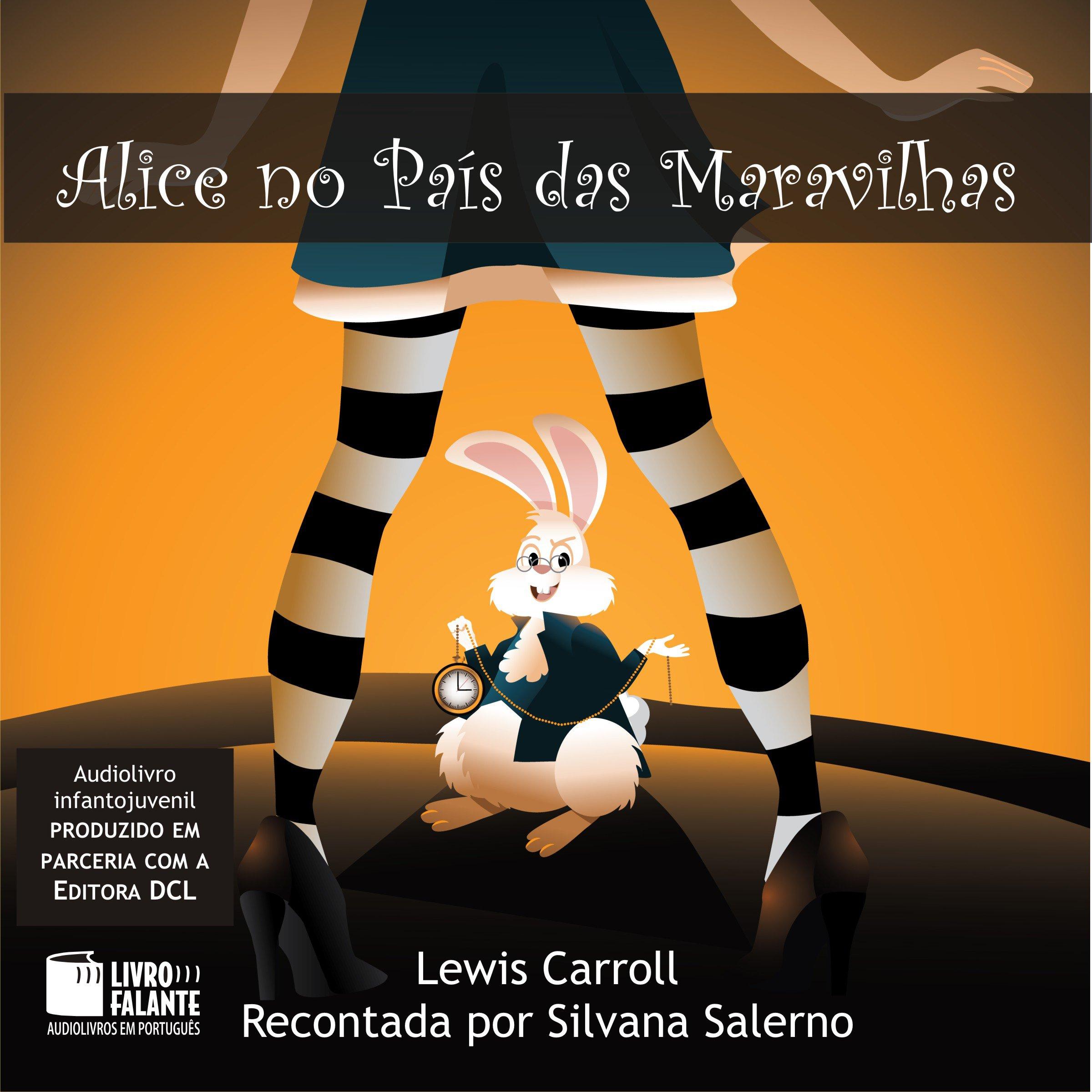 Alice no País das Maravilhas | Audiolivro