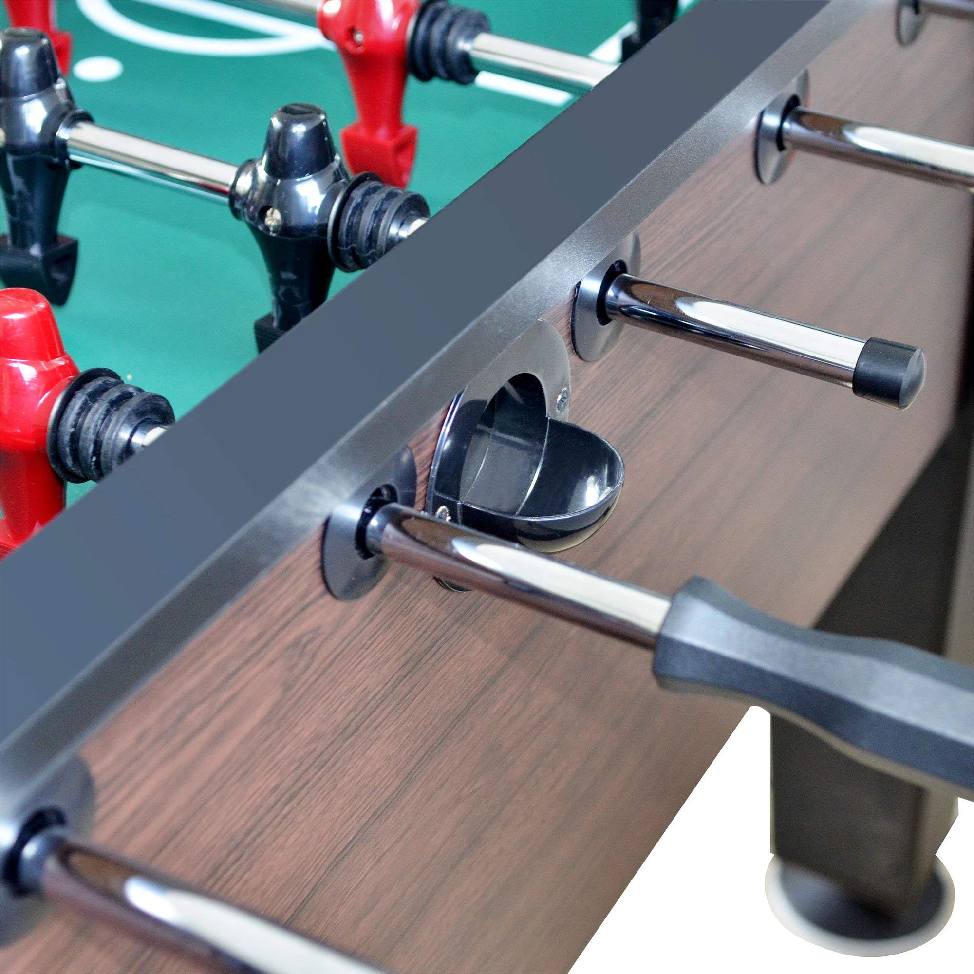 Lancaster 54-Inch Foosball Game Room Table by Lancaster Gaming Company (Image #4)