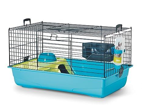 Savic Nero 2 De Luxe - Jaula: Amazon.es: Productos para mascotas