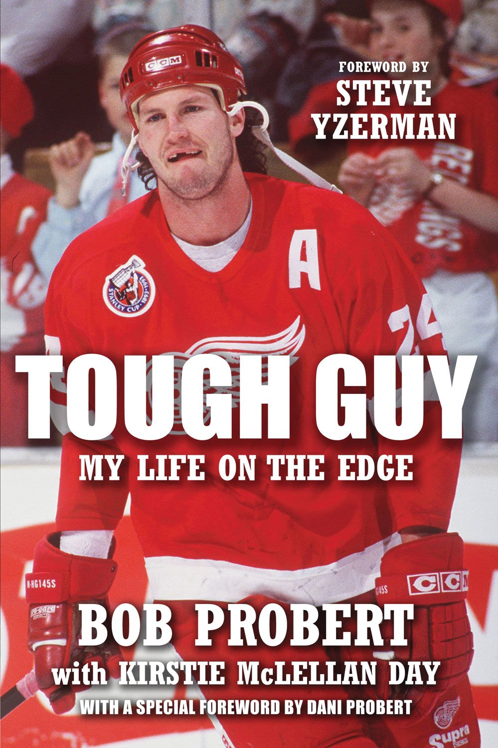 Tough Guy: My Life on the Edge by Triumph Books
