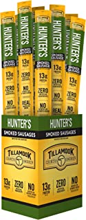 product image for Tillamook Country Smoker All Natural, Real Hardwood Smoked Snack Stick, Hunters Sausage 1.44-oz (Pack of 24)