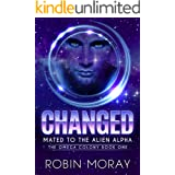 Changed: Mated to the Alien Alpha (The Omega Colony Book 1)