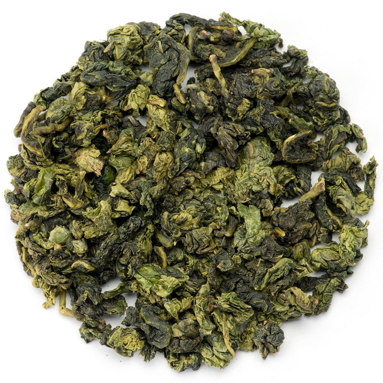 Teavivre Anxi Tie Guan Yin Oolong Tea, Iron Goddess of Mercy, Loose Leaf Chinese Tea - 3.5oz / 100g by Teavivre