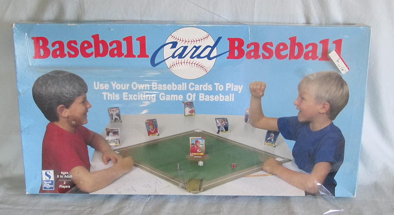Amazoncom 1990 Sorrell Fun Baseball Card Baseball Board Game